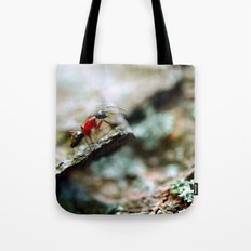 Ant Insect Photography, Nature, Macro, Home Decor Tote Bag