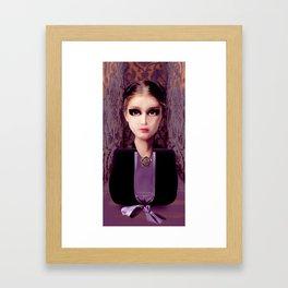 Bagaholic Framed Art Print