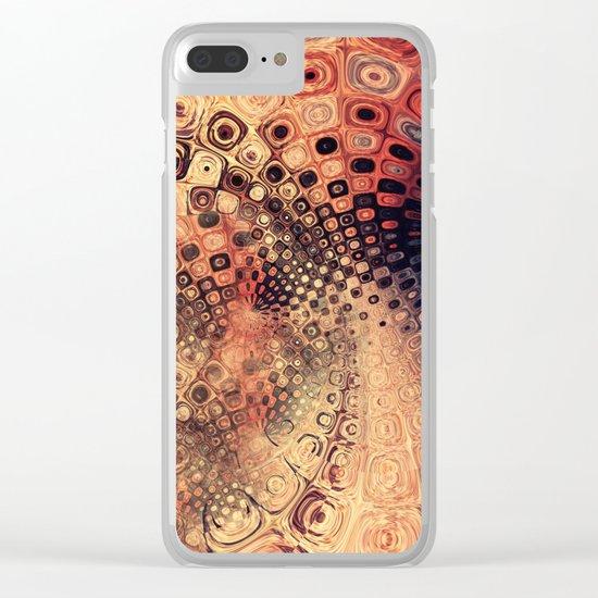 art-236 Clear iPhone Case