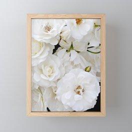 Snow White Framed Mini Art Print