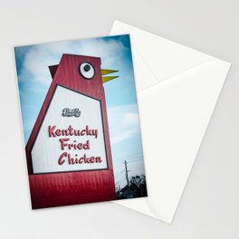 Bet You're Chicken Stationery Cards