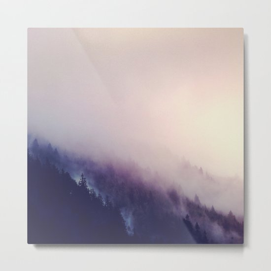 All I see is your ghost Metal Print