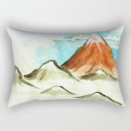 clearer air Rectangular Pillow
