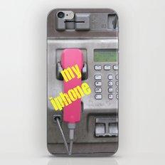 The Phone iPhone & iPod Skin