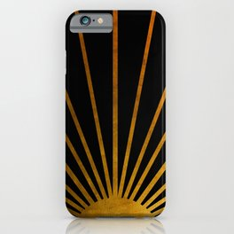 Magical Sunlight iPhone Case