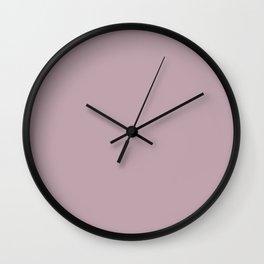 Keepsake Lilac Wall Clock