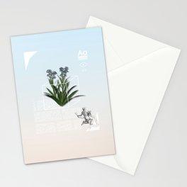 Shangri Lorem Ipsum  Stationery Cards