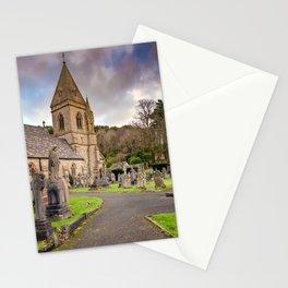 Church at Pantasaph Stationery Cards