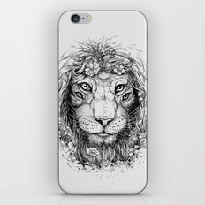 King of Nature iPhone Skin