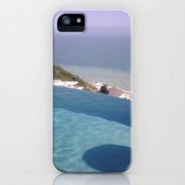Malibu Hills iPhone Case