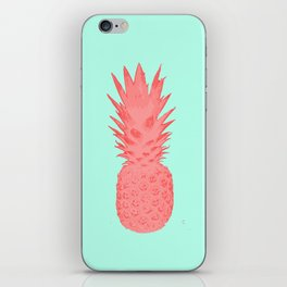 I love Pineapples #1 iPhone Skin
