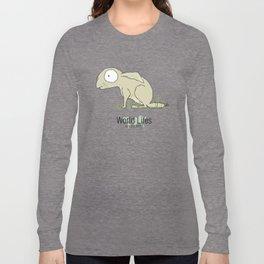 Hare illustration Long Sleeve T-shirt