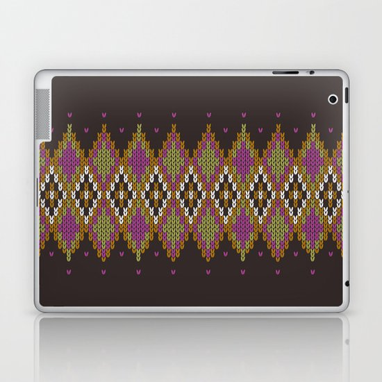 Argyle Dream Laptop & iPad Skin
