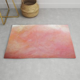 Pink Opal Texture Rug