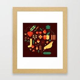 Countrylife #1 — Earth Framed Art Print