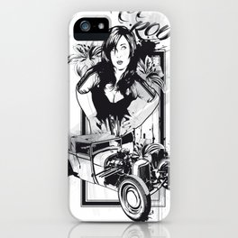Hot Rot iPhone Case