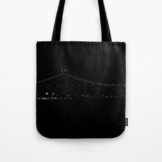 Night Pearls Tote Bag