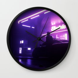 KING OF THE STREETS Wall Clock