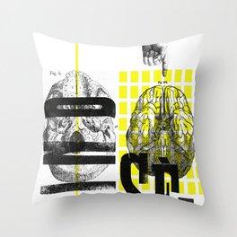 mindset Throw Pillow