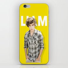 One Direction - Liam Payne iPhone & iPod Skin