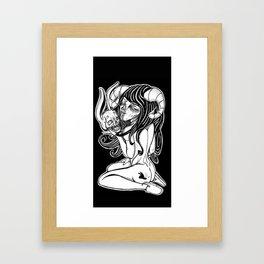 Catatonia  Framed Art Print