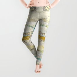 Neutral Tones Leggings
