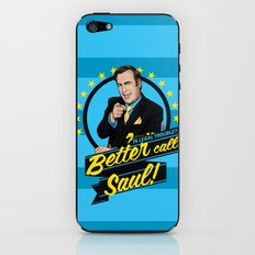 Better Call Saul iPhone & iPod Skin