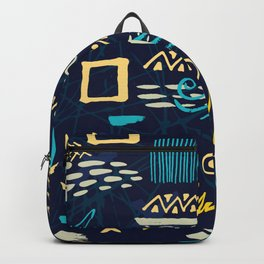 untied features Backpack