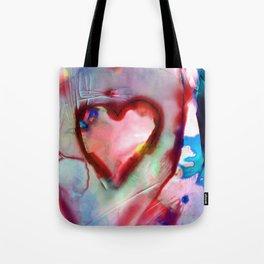 Heart Dreams 4H by Kathy Morton Stanion Tote Bag