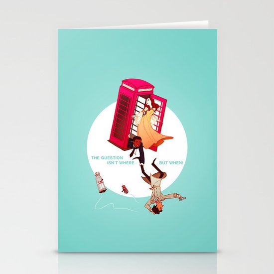 Blorgons! Stationery Cards