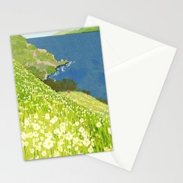 Early Spring Stationery Cards