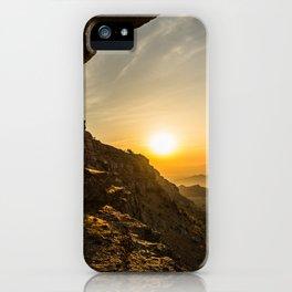 Eternal sigh iPhone Case