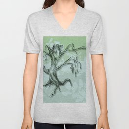 Natures Breath Unisex V-Neck