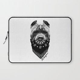 Animal Bandits - Pitbull Laptop Sleeve