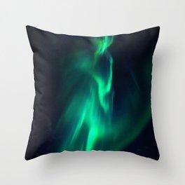 Northern Lights (Aurora Borealis) 6. Throw Pillow