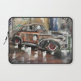 Vintage Car Antique Car 40's car 1940's car Laptop Sleeve