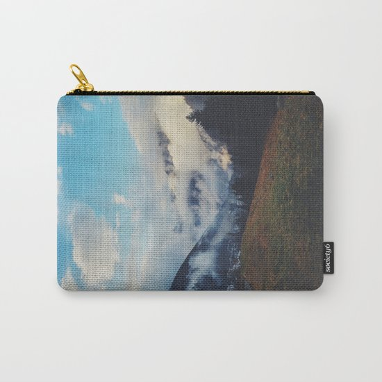 Valley in the spring Carry-All Pouch