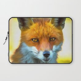 Foxy by Nature Laptop Sleeve