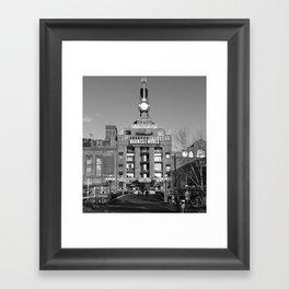 Barnes and Nobles, Baltimore Framed Art Print