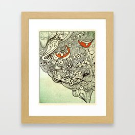 &viva Framed Art Print