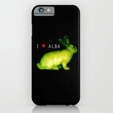 I LOVE ALBA Slim Case iPhone 6s
