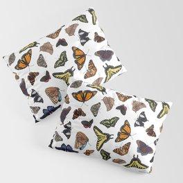 Butterflies All Over Pillow Sham