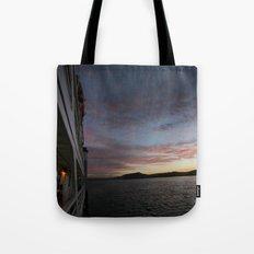 Lost in Mexico Tote Bag