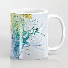 Graffiti Heart Mug