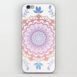 BOHO HAMSA MANDALA iPhone Skin