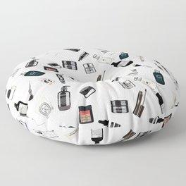 The Black & White shelf Floor Pillow