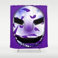 shadow Shower Curtains featuring Shadow  by FWAETI