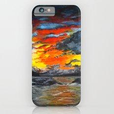 Stormy Seas iPhone 6s Slim Case