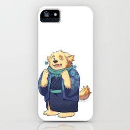 Yukata Furry 02 iPhone Case