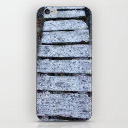 Frosty Bridge iPhone Skin